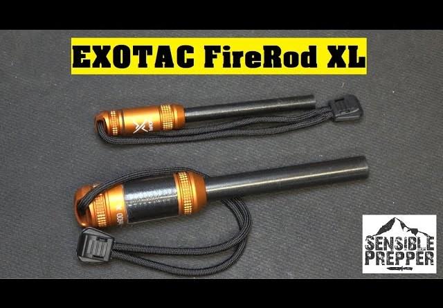 Exotact Firerod XL