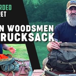How To Attach New Hidden Woodsmen Ruck Sack to ALICE Frame (2021) | Gray Bearded Green Beret
