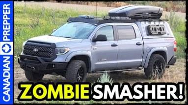 My SHTF Bug Out Apocalypse Vehicle | Toyota Tundra