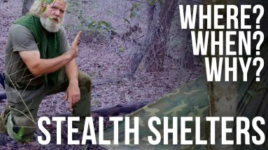 Stealth Shelters - When, When, and Why?   ON Three