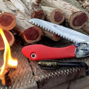 The Best Folding Saw for Survival! Silky PocketBoy