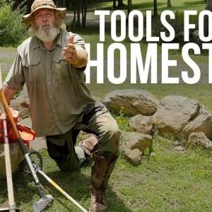Most Used Tools on a Homestead | ON Three