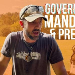 Government Mandates & Prepping | ON Three