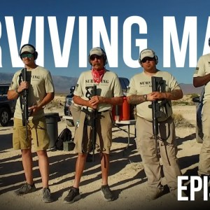 SURVIVING MANN | Episode 9
