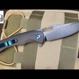 The New OKnife Splint Folding Knife by Olight