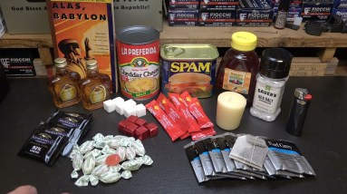 Iron Rations for SHTF