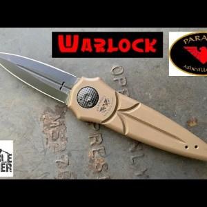 Paragon Warlock : Gravity Knife Review