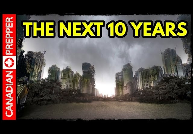 What the World Will Look Like in 10 Years