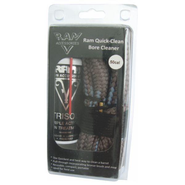RAM QUICK-CLEAN BORE CLEANER .50