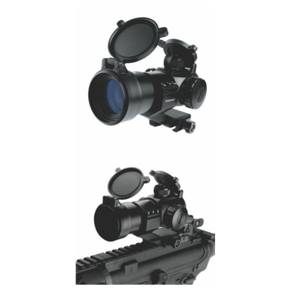 iPROTEC TACTICAL RED/GREEN 1X35 CROSSHAIR SCOPE