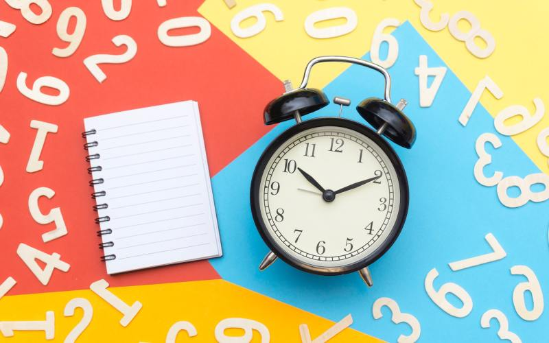 time management tips for students in high school