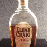 Elijah Craig 12 bottle 2 vertical
