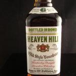 http://modernthirst.com/2014/07/02/comparison-bourbon-review-evan-williams-white-label-bottled-in-bond-vs-heaven-hill-6-year-bottled-in-bond/
