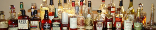 many bourbons