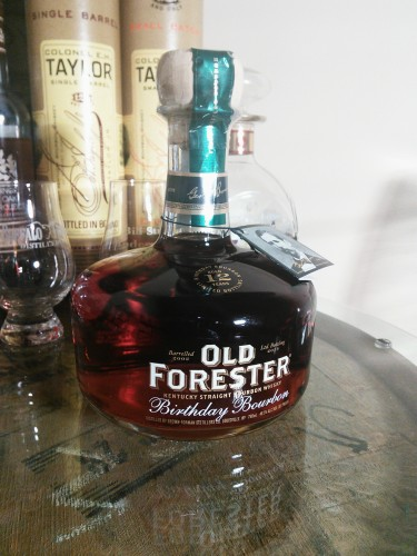 2014 OF Birthday Bourbon2014 OF Birthday Bourbon 2