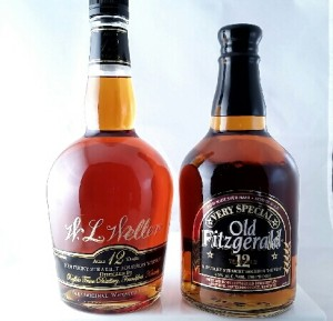 Weller 12 and Old Fitz 12