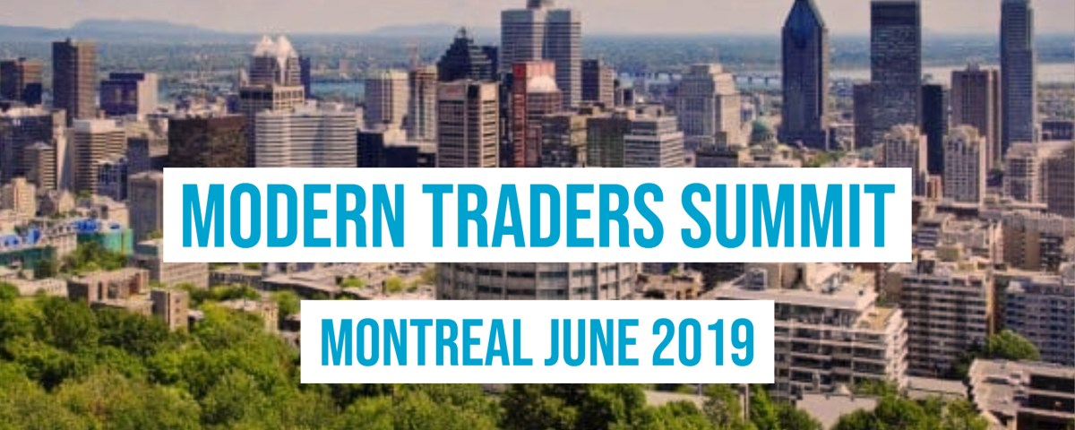 Join Me At The Modern Traders Summit – June 22, 2019