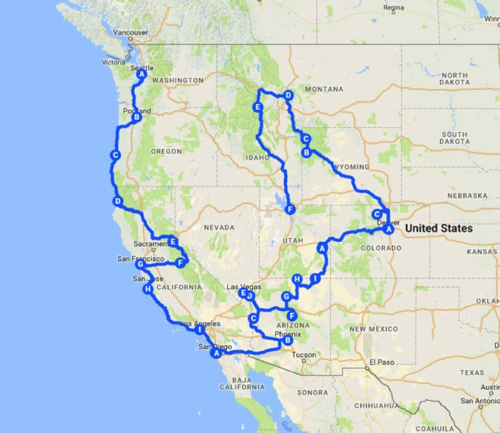 Your American Road Trip Full