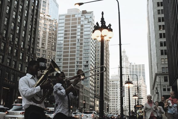 Chicago Street Music