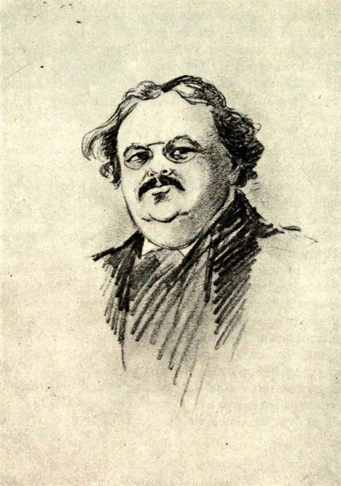 A Sketch of G.K. Chesterton