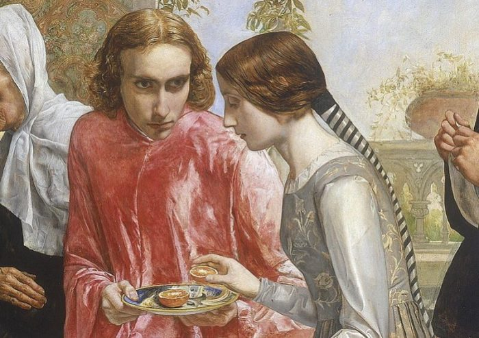 The love of Lorenzo and Isabella