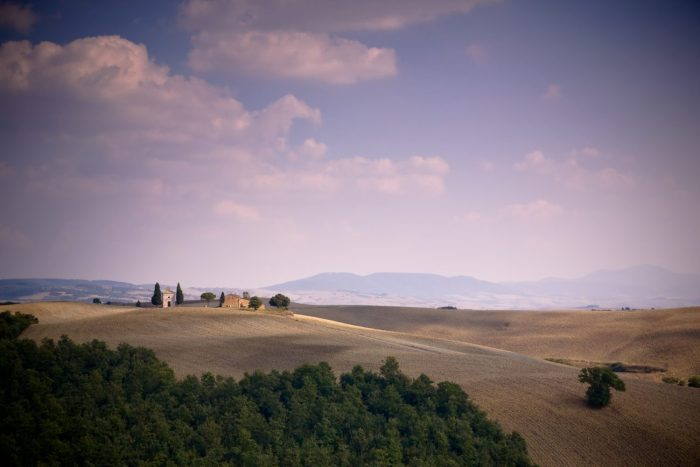 The Tuscany Countryside