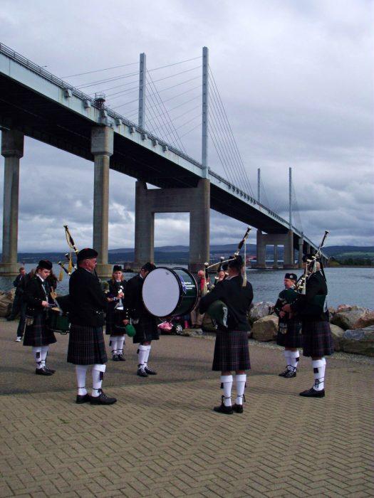 Northern Constabulary Pipe Band