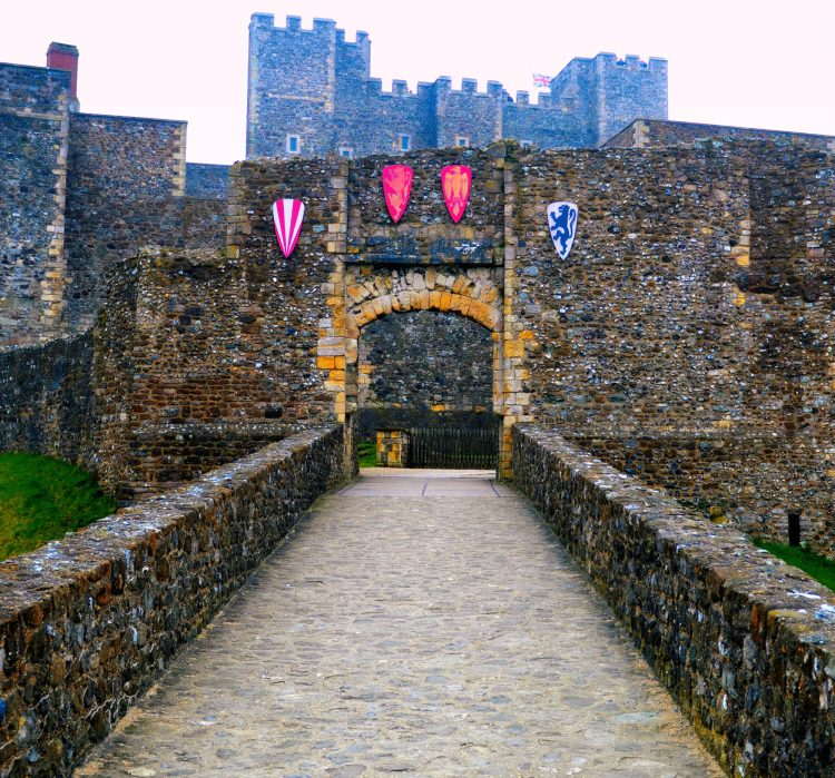 Dover Castle, Castle to Visit in England