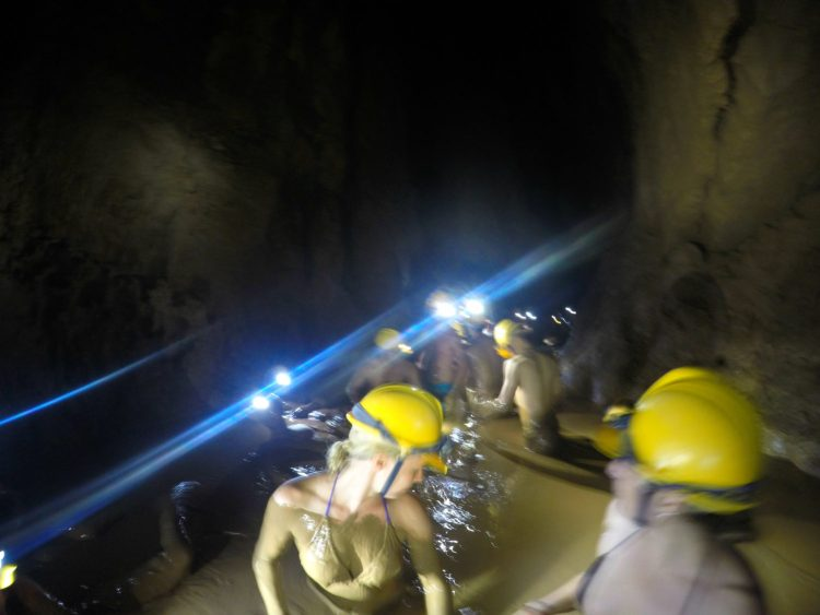 Dark Cave, Vietnam