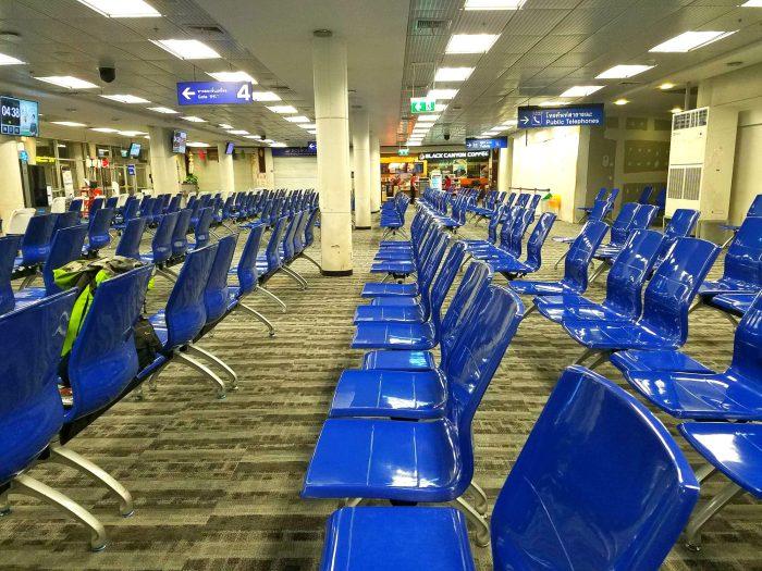 Chang Mia airport