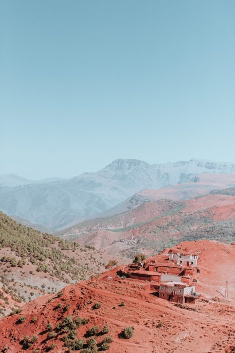 The Atlas Mountains, The Desert Sand Dunes, Marrakesh, Top Sights In Morocco You Need To See