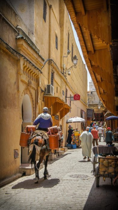Plan The First Days In Advance, Female Solo Travel To Morocco
