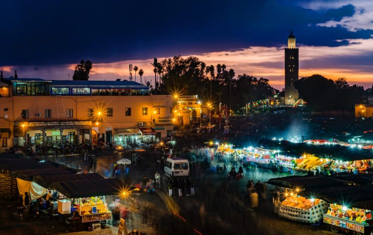 Avoid Walking At Night, Female Solo Travel To Morocco