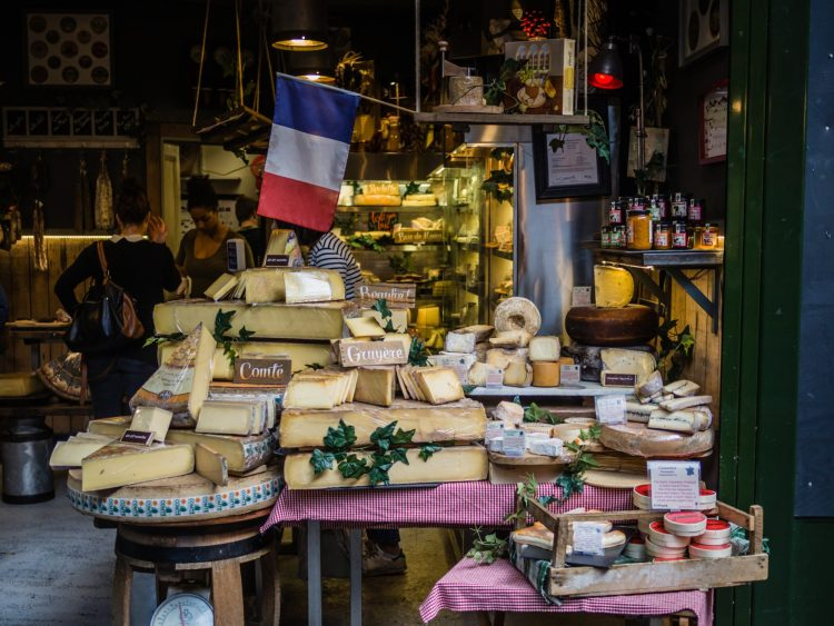 Cheese, Best Foods In Paris