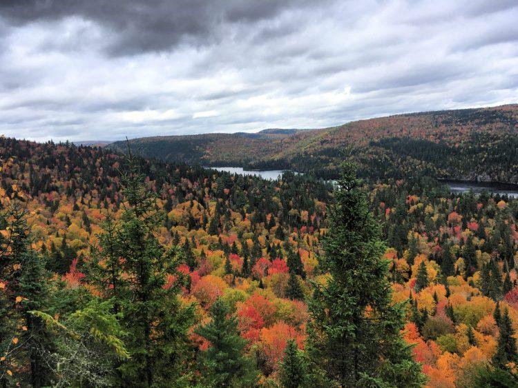 Saguenay, Québec Fall Colors
