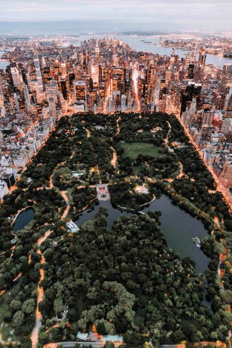 Central Park in New York