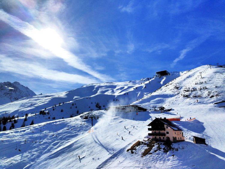 Sölden, best ski resorts in Austria