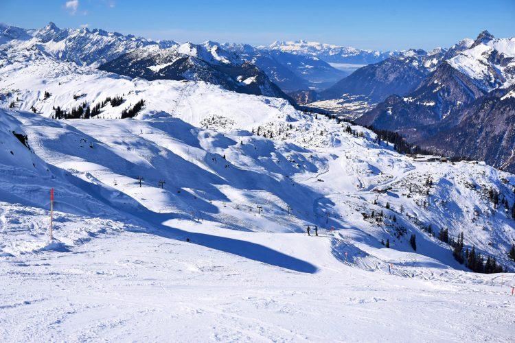St. Anton am Arlberg, best ski resorts in Austria