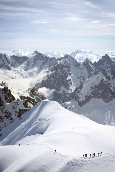 Chamonix, Best Mountain Towns In Europe