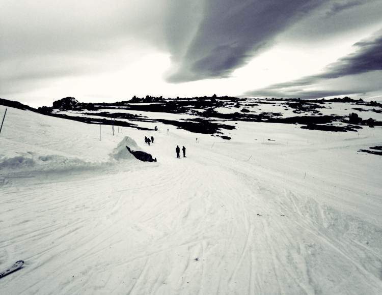 Thredbo, Australia is one of the best places to ski in the world