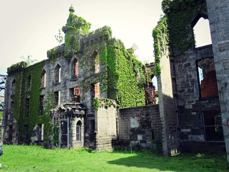 Abandoned Smallpox Hospital