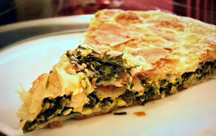 Best Balkan Food Byrek