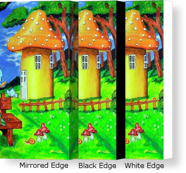 Canvas Edges