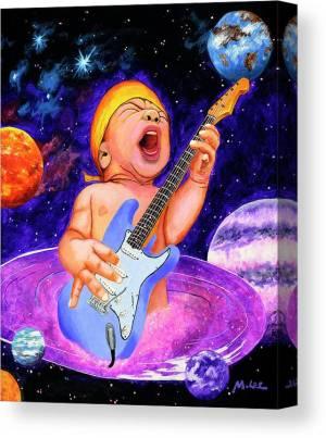 big-bang-baby-mikey-lee-canvas-print