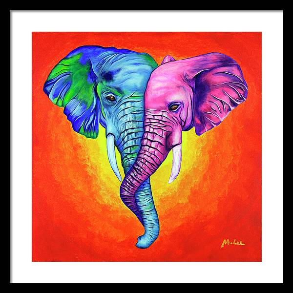 elephants-in-love-mikey-lee