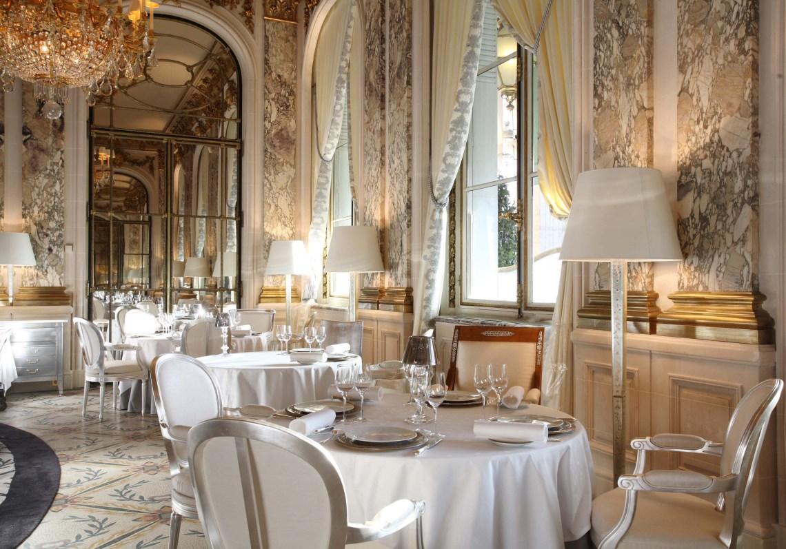 20_Fine Dining Restaurant le Meurice