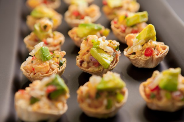 Haute Hors D'Oeuvres