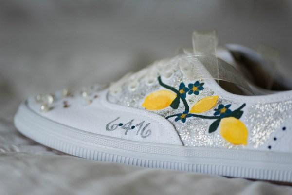 lemon wedding