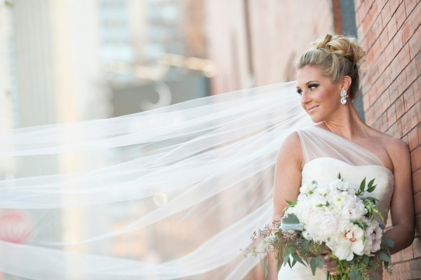 urban glam wedding