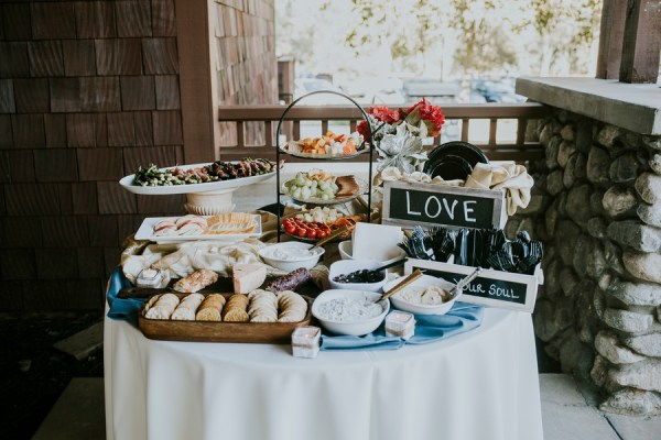 fall vintage wedding